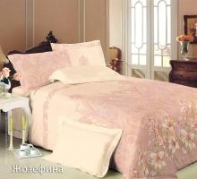 Изображение КПБ «Жозефина (розовый)»