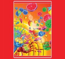 Изображение Полотенце «Chupa-Chups: ягодный взрыв»