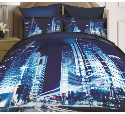 Изображение КПБ «City 3D»