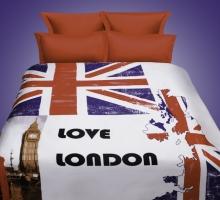 Изображение КПБ «London 3D»
