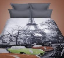 Изображение КПБ «Paris 3D»