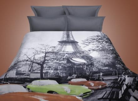 картинка КПБ «Paris 3D»