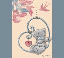 Изображение Плед флисовый «Teddy (Vintage)»