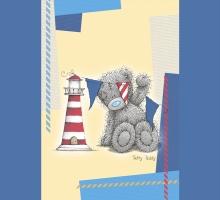 Изображение Плед флисовый «Teddy (Sea)»