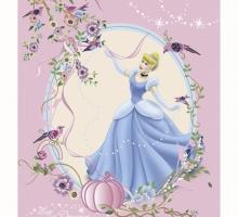Изображение Плед флисовый «Золушка»