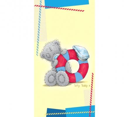 Изображение Полотенце «Teddy морячок»