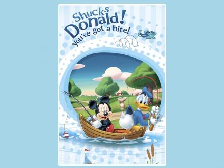 картинка Полотенце «Микки Маус»