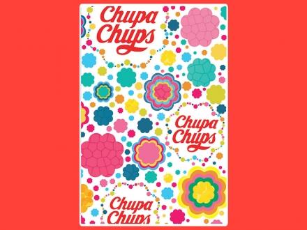 картинка Полотенце «Chupa-Chups»