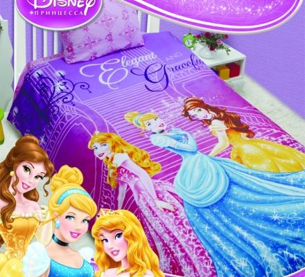 Изображение КПБ «Принцессы в замке»