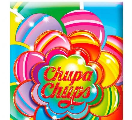 Изображение КПБ «Chupa-Chups: радужный цветок»