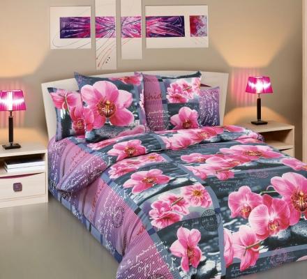Изображение КПБ «Дикая орхидея»