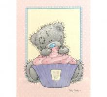 Изображение Плед флисовый «Teddy (Ретро)»