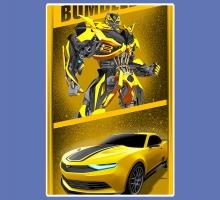 Изображение Полотенце «Transformers (Bumblebee)»