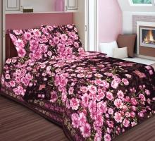 Изображение КПБ «Вечерний сад (розовый)»