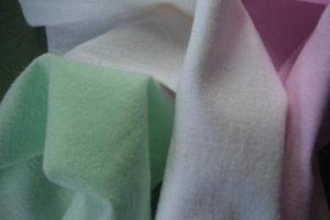 Изображение ткани фланель