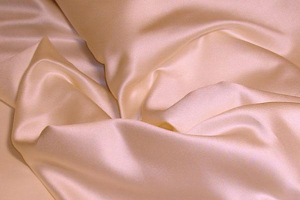 Изображение синей ткани
